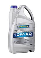 Масло моторное полусинтетическое TSI 10W-40, 4л