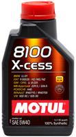 Масло моторное синтетическое 8100 X-CESS 5W-40, 20л