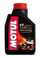 Масло моторное синтетическое 7100 4T 15W-50, 1л