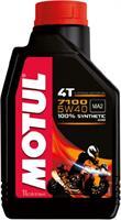 Масло моторное синтетическое 7100 4T 5W-40, 1л