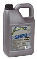 Масло моторное полусинтетическое Expert SHPD 10W-40, 5л
