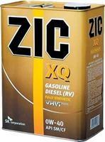Масло моторное синтетическое XQ 0W-40, 4л