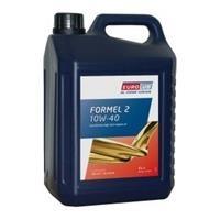 Масло моторное полусинтетическое Formel 2 10W-40, 5л