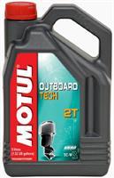 Масло моторное полусинтетическое Outboard TECH 2T, 5л
