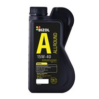 Масло моторное минеральное Allround 15W-40, 1л