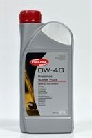 Масло моторное синтетическое PRESTIGE SUPER PLUS 0W-40, 1л