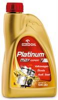 Масло моторное синтетическое Platinum MaxExpert V 5W-30, 1л