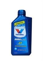 Моторное масло полусентетическое DuraBlend 2T, 1л