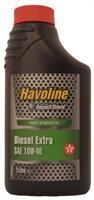 Масло моторное полусинтетическое Havoline Diesel Extra 10W-40, 1л