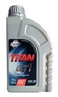 Масло моторное синтетическое TITAN GT1 PRO C-4 5W-30, 1л