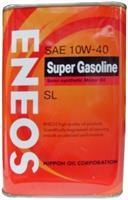 Масло моторное полусинтетическое SUPER GASOLINE SL 10W-40, 0.94л