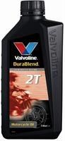 Масло моторное полусинтетическое DuraBlend 2T, 1л