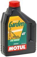 Масло моторное минеральное Garden 4T 15W-40, 2л