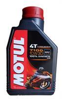 Масло моторное синтетическое 7100 Synthetic Ester 4T 10W-30, 1л