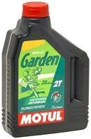 Масло моторное полусинтетическое Garden 2T, 2л