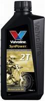 Масло моторное синтетическое SynPower 2T, 1л