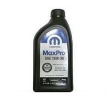 Масло моторное минеральное MaxPro 10W-30, 0.946л