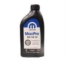 Масло моторное минеральное MaxPro 5W-20, 0.946л