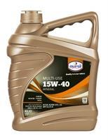 Масло моторное минеральное MULTI-USE 15W-40, 4л