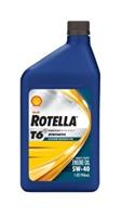 Масло моторное синтетическое Shell Rotella T6 Synthetic 5W-40, 0.946л