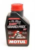 Масло моторное синтетическое Kart Grand Prix 2T, 1л
