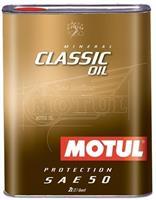 Масло моторное минеральное CLASSIC OIL 50, 2л