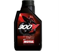 Масло моторное синтетическое 300V 4T Factory Line Road Racing 5W-30, 1л