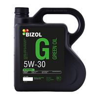 Масло моторное синтетическое Green Oil Ultrasynth 5W-30, 4л
