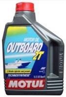 Масло моторное минеральное OUTBOARD 2 T, 2л