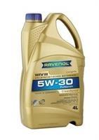 Масло моторное синтетическое WIV III 5W-30, 4л
