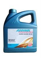 Масло моторное синтетическое Super Racing 5W-50, 4л