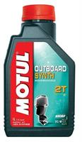Масло моторное синтетическое Outboard SYNTH 2T, 1л