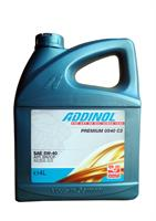 Масло моторное синтетическое Premium 0540 C3 5W-40, 4л