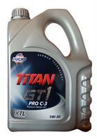Масло моторное синтетическое TITAN GT1 PRO C-3 5W-30, 4л