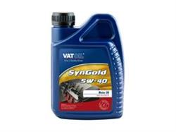Масло моторное синтетическое SynGold 5W-40, 1л