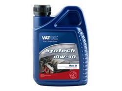 Масло моторное полусинтетическое SynTech 10W-40, 1л