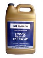 Масло моторное синтетическое 5W-30, 4л