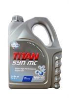 Масло моторное синтетическое TITAN SYN MC 10W-40, 4л