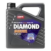Масло моторное синтетическое Diamond Diesel 5W-40, 4л