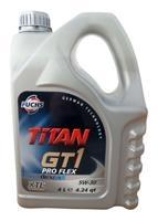 Масло моторное синтетическое TITAN GT1 PRO FLEX 5W-30, 4л