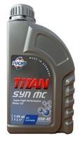 Масло моторное синтетическое TITAN SYN MC 10W-40, 1л