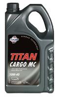 Масло моторное полусинтетическое TITAN CARGO MC 10W-40, 5л