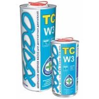 Масло моторное минеральное Atomic Oil TC W3, 1л