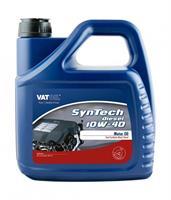 Масло моторное полусинтетическое SynTech Diesel 10W-40, 4л