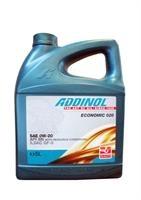 Масло моторное синтетическое Economic 020 0W-20, 5л