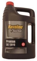 Масло моторное минеральное Havoline Premium 15W-40, 5л