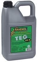 Масло моторное полусинтетическое TEG 10W-40, 5л