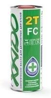 Масло моторное синтетическое Atomic Oil 2T FC, 0,5л