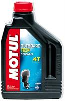 Масло моторное полусинтетическое Outboard TECH 4T 10W-40, 2л