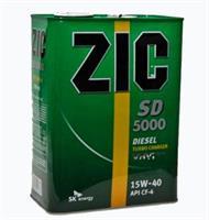 Масло моторное минеральное SD 5000 15W-40, 4л